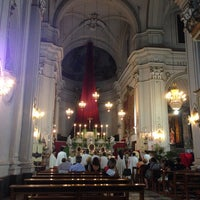 Photo taken at Chiesa di Sant'Agata al Carcere by John V. on 7/5/2015