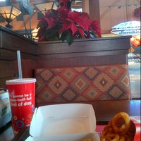 Photo taken at Arby's by Mokhamad N. on 11/30/2012