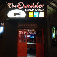 Photo taken at The Outsider by Rich H. on 12/30/2013