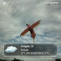 Photo taken at cancha del dorado by Carlos Alberto V. on 12/31/2013