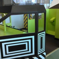 Photo taken at Kids on the Fly, Chicago Children's Museum at O'Hare (ORD) by Brazen L. on 7/2/2013