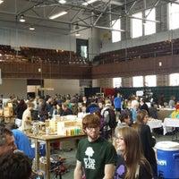 Photo taken at Burlington Winter Farmer's Market by Charlie R. on 3/29/2014