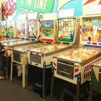 Photo taken at Pacific Pinball Museum by Joey L. on 4/20/2013