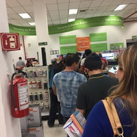Photo taken at Office Depot by Sofia M. on 1/17/2017