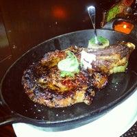 Photo taken at BLT Steak by Kash G. on 4/10/2013