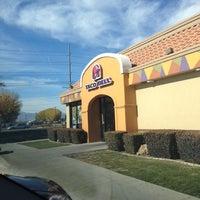 Photo taken at Taco Bell by Jordan H. on 11/3/2012