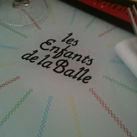 Photo taken at Les Enfants De La Balle by Rémi P. on 7/27/2013