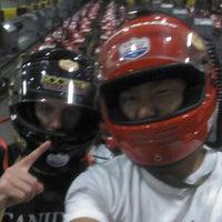 Photo taken at Pole Position Raceway Corona by Joon M. on 8/4/2013