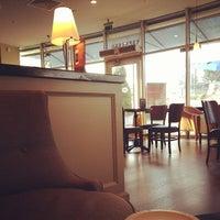 Photo taken at Caffè Nero by Zehra M. Ç. on 12/11/2012