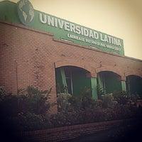 Photo taken at Universidad Latina de Costa Rica by Natalia M. on 9/2/2013