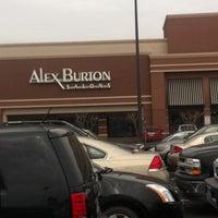 Photo taken at Alex Burton Salons by Patricia C. on 3/8/2014