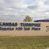 Photo taken at Kansas Turnpike Western Terminus by Shalon B. on 10/11/2013