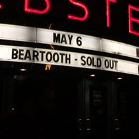 Photo taken at The Webster Theater by Michael M. on 5/7/2016