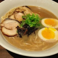Photo taken at Monta Japanese Noodle House by Ming Hwa L. on 12/22/2012