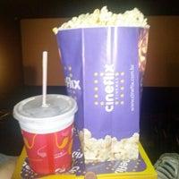 Photo taken at Cineflix Cinemas by Chris F. on 9/24/2012