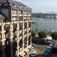 Photo taken at Grand Hotel Kempinski by Alena Z. on 10/20/2012