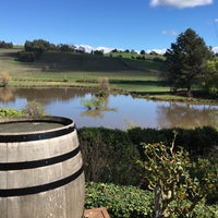 Photo taken at Josef Chromy Winery and Cafe by Erika W. on 9/12/2016