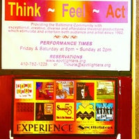 Photo taken at Spotlighters Theatre by Jeremy S. on 9/2/2014