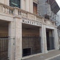 Photo taken at Carcere Mamertino by Rafael A. on 10/29/2014