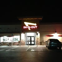 Photo taken at In-N-Out Burger by Sham K. on 12/7/2012