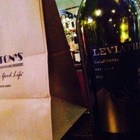 Photo taken at Morton's The Steakhouse by Steve B. on 12/14/2013