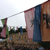 Photo taken at Dschungelpalast by Guntram E. on 6/30/2013