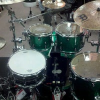 Photo taken at Guitar Center by Brian E. on 10/2/2012