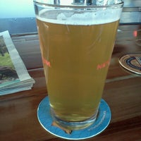 Photo taken at Thirsty Monk Pub & Brewery by Elizabeth S. on 3/26/2014