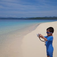 Photo taken at Pulau Lihaga (Lihaga Island) by D'watz P. on 7/30/2014