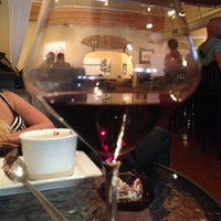 Photo taken at Relm Wine Bistro by Karleen H. on 10/5/2014