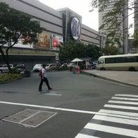 Photo taken at SM Makati by Herbert b. on 1/27/2013