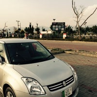 Photo taken at Pakistan Sports Complex by Abid H. on 2/18/2015