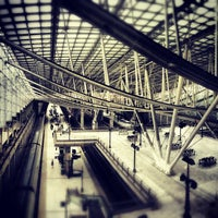 Photo taken at Paris Charles de Gaulle Airport (CDG) by Владимир Д. on 5/26/2013