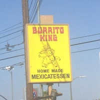 Photo taken at Burrito King by Ray D. on 6/8/2013