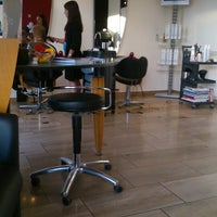 Photo taken at Coiffure by Patrick H. on 9/19/2014