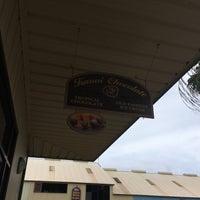 Photo taken at Kauai Chocolate Company by Nathaniel P. on 11/22/2016