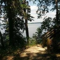 Photo taken at Lake Talquin State Park by Jon L. on 9/8/2013