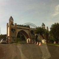 Photo taken at Kampung Gajah Wonderland by Jessica A. on 1/26/2013