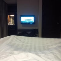 Photo taken at Grand Whiz Hotel by Erick T. on 8/23/2014