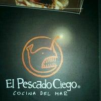 Photo taken at Pescado Ciego by Abi R. on 4/12/2013