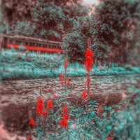 Photo taken at New Hope & Ivyland Railroad by Jonathan S. on 9/11/2015
