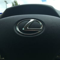 Photo taken at Park Place Lexus Plano by Charles W. on 6/1/2016