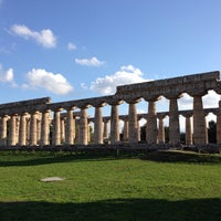 Photo taken at Paestum by Paulo F. on 11/3/2016