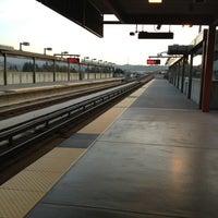 Photo taken at Walnut Creek BART Station by Jessica L. on 3/14/2013