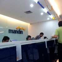 Photo taken at Mandiri by Phirzada A. on 12/28/2012