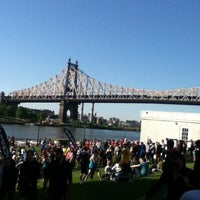 Photo taken at Randall's Island by Snobby G. on 5/27/2013