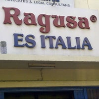 Photo taken at Ragusa Es Italia Restaurant & Ice Cream by Infanti Wisnu W. on 11/17/2012