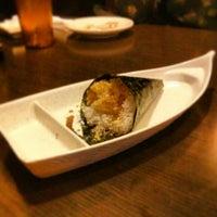 Photo taken at Wonder Sushi by Greg J. on 2/16/2013