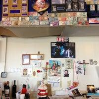 Photo taken at Salt Flats Cafe by Ellie on 7/25/2013