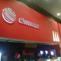 Photo taken at Cinemex by Jorge V. on 4/3/2013